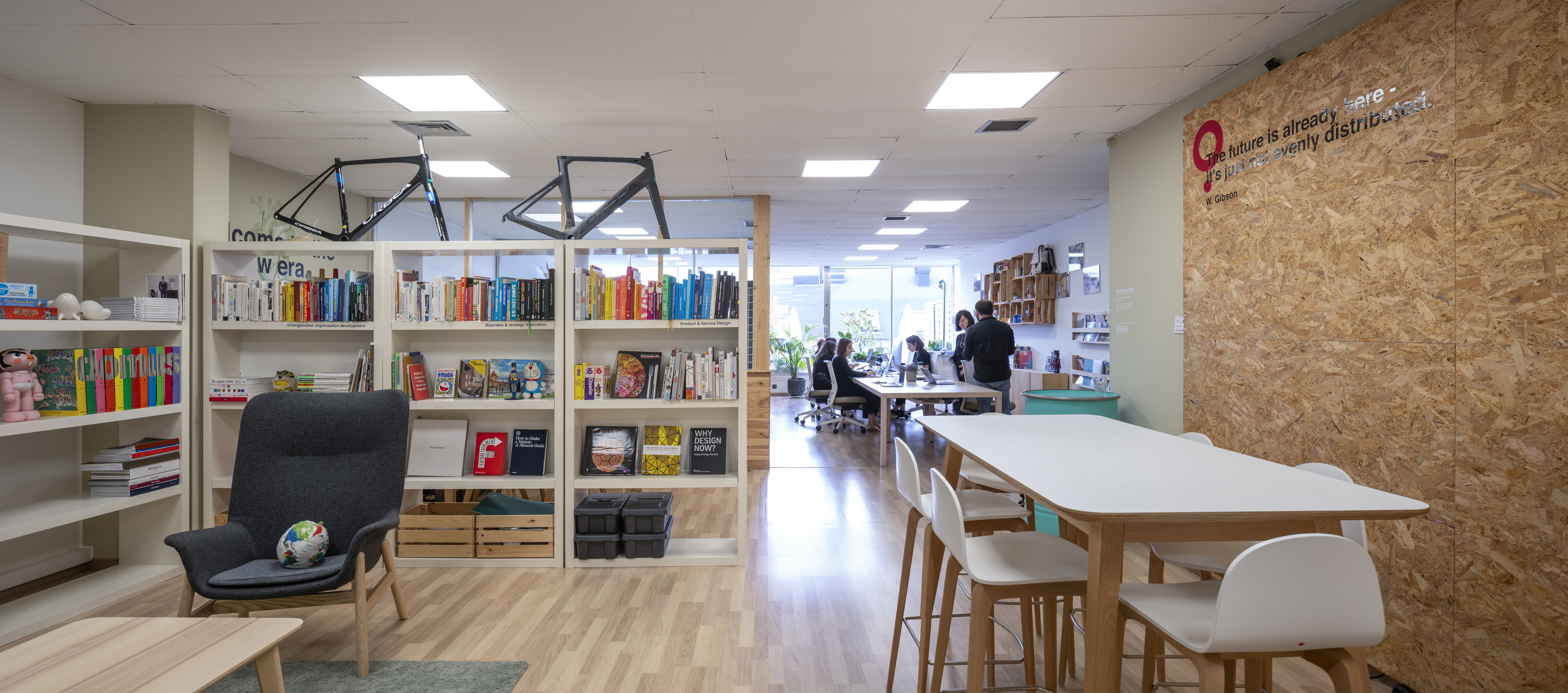 DOT office- DOT- design - strategy - product - office - workspace - innovation - headquarters - Bilbao