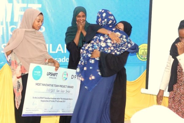 Prize -Upshift - UNICEF - Social Entrepreneurship - Social Innovation - Social Design - Changemaker training