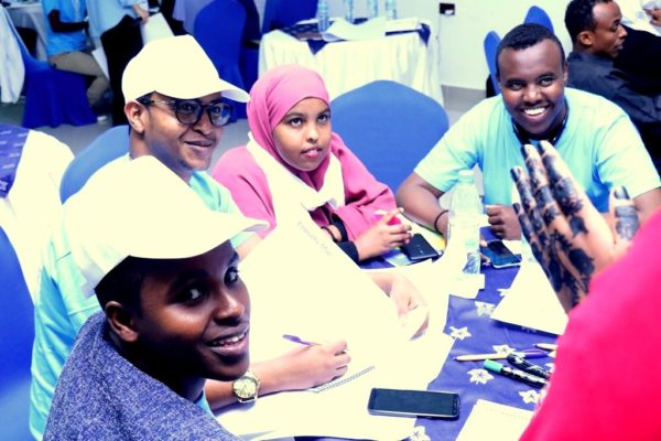 Team -Upshift - UNICEF - Social Entrepreneurship - Social Innovation - Social Design - Changemaker training
