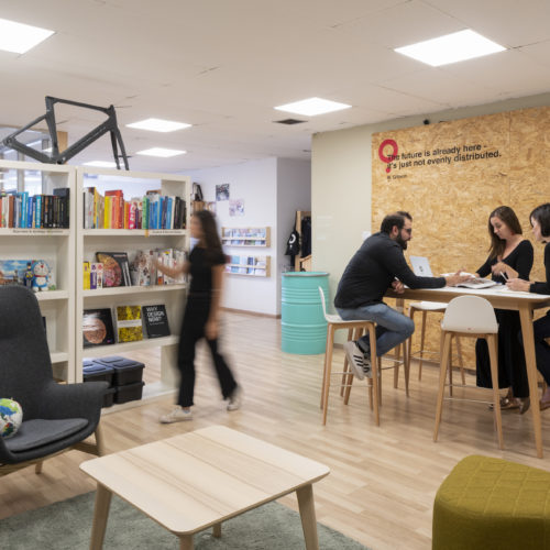 Open DOT office- DOT- design - strategy - product - office - workspace - innovation - headquarters - Bilbao