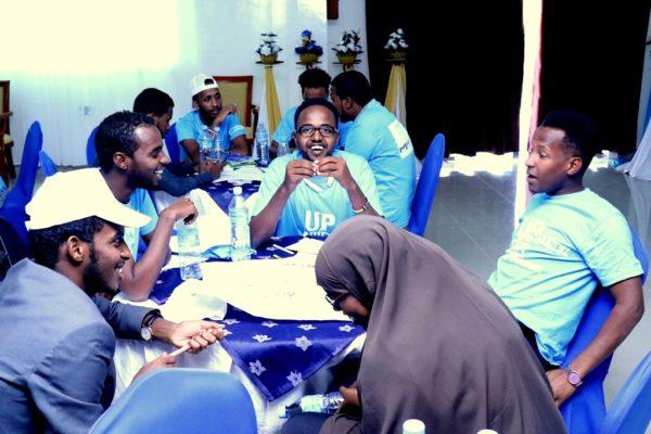 Male Team -Upshift - UNICEF - Social Entrepreneurship - Social Innovation - Social Design - Changemaker training
