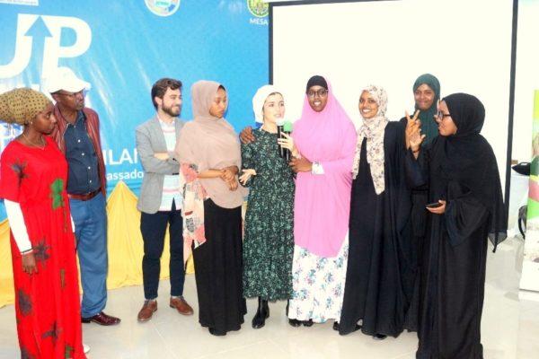 Speech -Upshift - UNICEF - Social Entrepreneurship - Social Innovation - Social Design - Changemaker training