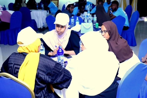 Women Team -Upshift - UNICEF - Social Entrepreneurship - Social Innovation - Social Design - Changemaker training