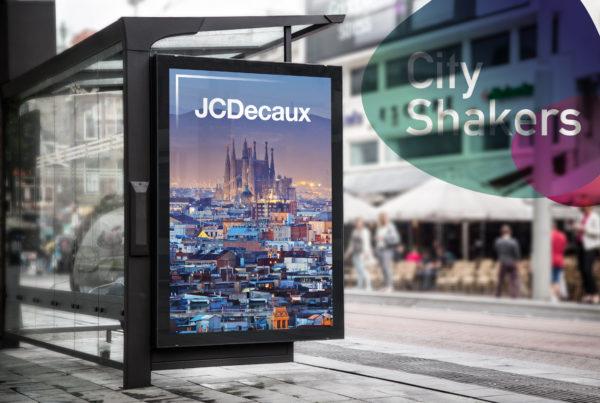DOT- Cityshakers - JCDecaux -innovación urbana - social innovation - citizen engagement - urbanismo - diseño - diseño estratégico