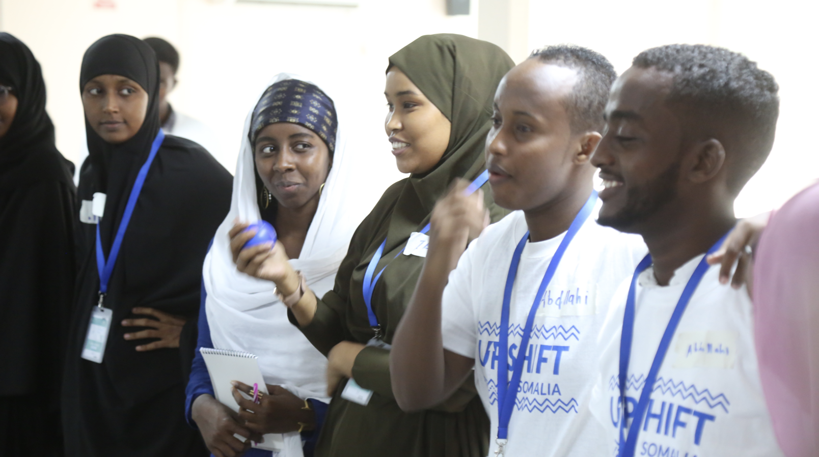 Developing changemaker skills in African youth